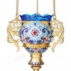 Лампада подвесная ювелирная №7