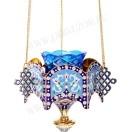 Лампада подвесная ювелирная №25b