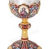 Богослужебный потир (чаша) №4 (1.0 л)
