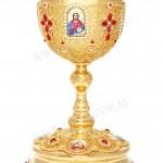 Богослужебный потир (чаша) - 80 (3.0 л)