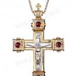 Крест наперсный №55