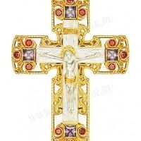 Крест наперсный ювелирный - A152