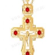 Крест наперсный №106