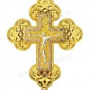 Крест наперсный - A128 (с цепью)