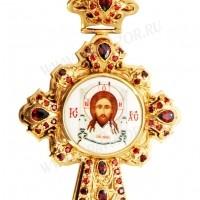 Крест наперсный - A129 (с цепью)