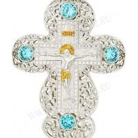Крест наперсный - A133L (с цепью)