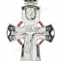 Крест наперсный - A136L (с цепью)