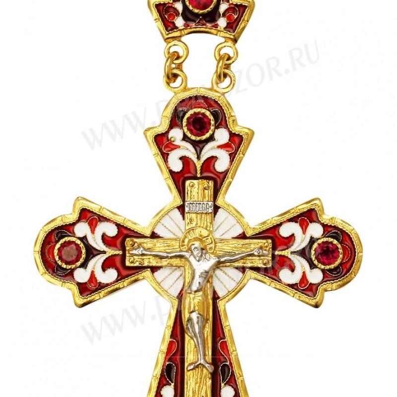 Крест наперсный - A145 (с цепью)
