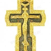 Крест наперсный - A187 (с цепью A73)