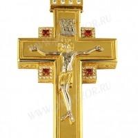 Крест наперсный - A242 (с цепью)