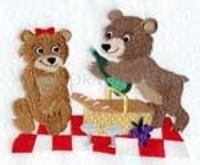 Медведи на пикнике