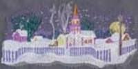 Заснеженная церковь