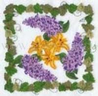 Лилацины и лилии