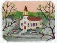 Церковь - весна