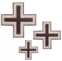 Кресты ручной вышивки №Д108