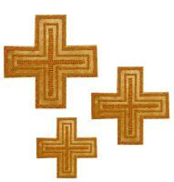 Кресты ручной вышивки №Д112