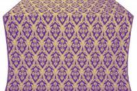 """Шёлк """"Корона"""" (фиолетовый/золото)"""