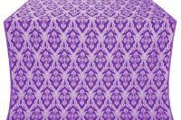 "Шёлк ""Корона"" (фиолетовый/серебро)"