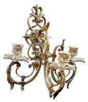 Канделябр рояльный (3 свечи)