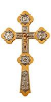 Крест напрестольный №6-19