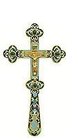 Крест напрестольный - 13