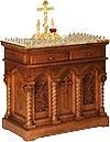 Панихидный стол №386 (102 свечи)
