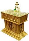 Панихидный стол №5 (102 свечи)