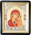 Православная икона: Казанский образ Пресвятой Богородицы
