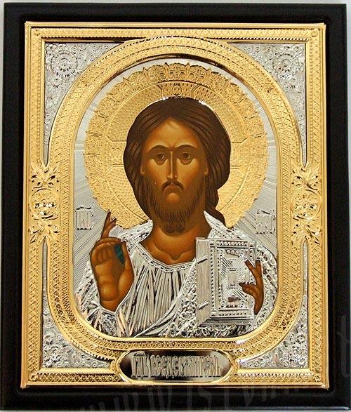 Православная икона: Спас-Вседержитель - 22
