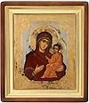Православная икона: образ Пресв. Богородицы Тихвинской - 4