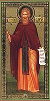 Икона: Св. преподобный Сергий Радонежский чудотворец