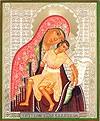 """Икона: образ Пресвятой Богородицы """"Киккская"""""""