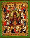 """Икона: образ Пресвятой Богородицы """"Знамение"""" Курская Коренная"""