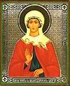 Икона: Св. праматерь Лия