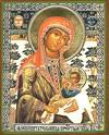 """Икона: образ Пресвятой Богородицы """"Млекопитательница"""""""