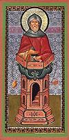 Икона: Преподобный Симеон Столпник
