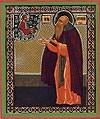 Икона: Преподобный Антоний Сийский чудотворец