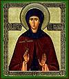 Икона: Святая преподобномученица Евдокия