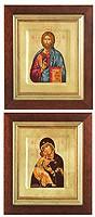 Иконы венчальные, пара №201-206