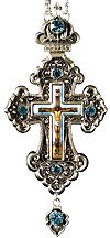 Крест священника наперсный №42