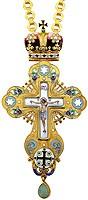 Крест священника наперсный №136