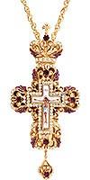 Крест наперсный №25
