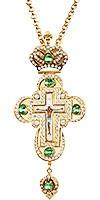 Крест наперсный №100