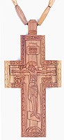 Крест священника наперсный - 227