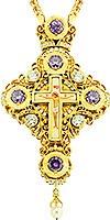 Крест наперсный - А53 (с цепью)