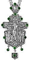 Крест наперсный - А92 (с цепью)