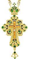 Крест наперсный - А98 (с цепью)