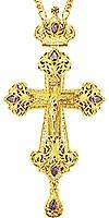 Крест наперсный - А130 (с цепью)