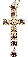 Крест наперсный ювелирный №142