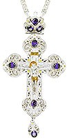 Крест наперсный - А147L (с цепью)